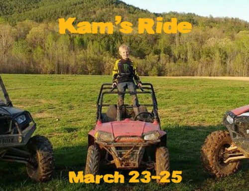 Top Trails Upcoming 'Kam's Ride' Event to Benefit Autism Awareness
