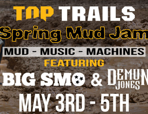 Spring Mud Jam 2019 – UPDATED Event Regulations and Info